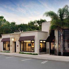 Commercial Building Exterior Facelift