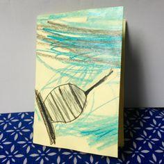 - zine feito por mim (Katherine) e por meu filho, em Joinville/SC, outubro de 2016. Fiz este zine com meu filho Izak, de 4 anos, essa semana. Ele desenhou alguns peixes e pintou o fundo do mar no papel amarelo. Recortei os peixes dele, inventei alguns também, e criamos esta narrativa visual. Foi uma hora saborosa e divertida e agora temos o zine para brincar.