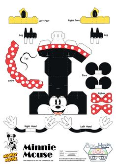 Disney classic characters~ Mickey and Minnie Mouse~ Whole world know who  are they~ A pair of old mouses created in 1928 still young like t. f4e76f3d541