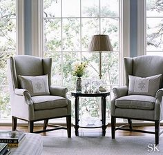 ideas modern seating area in living room Living Room Chairs, Home Living Room, Living Room Furniture, Living Room Decor, Dining Chair, Bedroom Seating, Deco Table, Formal Living Rooms, Cheap Home Decor
