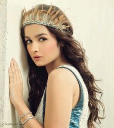 nice Alia Bhatt's Photoshoot for CineBlitz March Edition