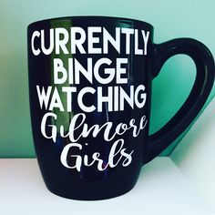 A personal favorite from my Etsy shop https://www.etsy.com/listing/489051093/gilmore-girls-binge-watch-rory-gilmore