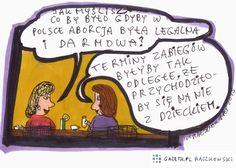 Raczkowski o legalnej aborcji - null