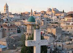 Jerusalén, Israel, De La Ciudad