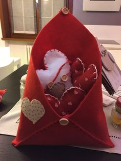 Bustina S. Valentino