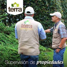 ¿Tienes propiedades campestres y necesitas mantenerlas en perfecto estado? En #TerraPyJ podemos supervisarlas brindándote un servicio especializado.