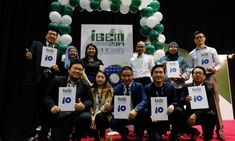 International Greentech & Eco Products Exhibition & Conference Malaysia (IGEM ended on a celebratory note Eco Products, Conference, Photo Wall, Note, Frame, Picture Frame, Photograph, Frames