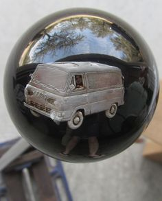 HouseOspeed - Hot Rod Shift Knob - Ford Econoline Van Shift Knob, $50.00 (http://www.hotrodshiftknob.com/ford-econoline-van-shift-knob/)
