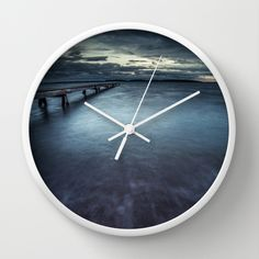 Just leave me alone Wall Clock by HappyMelvin | Society6