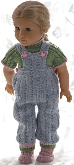 18 in doll clothes patterns