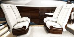 Luxury Car-Inspired Boats : Rolls Royce 450EX Yacht