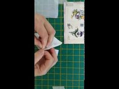 How to make a Card with a Serviette/ Napkin Make Your Own Card, How To Make, The Creator, Napkins, Card Making, Cards, Beautiful, Towels, Napkin
