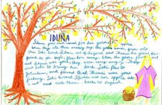 The Apples of Iduna Montessori, Cultural Studies, Waldorf Education, Chalk Drawings, Eighth Grade, 4th Grade Math, Norse Mythology, Loki, Homeschool