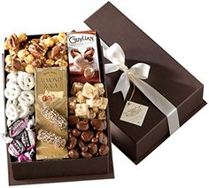 Authentic Broadway Basketeers Chocolate Gift Assortment Gift Idea