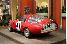 1963 Alfa Romeo Giulia TZ 1