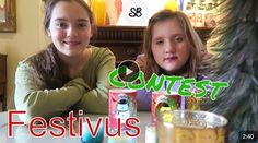 Happy Festivus! What is Festivus, you ask? Learn about it's origins with the Social Sisters!  Watch the video here: https://youtu.be/eXF06gXx9Gs Two posts/chances to win check morn&evening! This week's contest is a $50 DSW GC! Winner announced 12/26! Good Luck! To win this prize: Follow and like us on all of our social media platforms (click through from website)!  Like this post for entry and let your friends know, so they don't miss out.  For contest rules, see website.