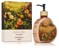 Novidade da Mahogany: linha Jardin des Roses   Blog das Editoras de Beleza