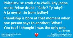 Pro krásný a usměvavý den!  Angličtina - eBook zdarma  ⤵️ ⤵️ ⤵️   #moudro #dvojjazyčně #ebook #imitum #mi5m