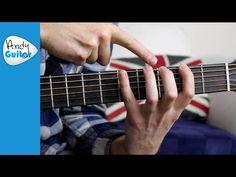 Best Finger Exercises For Guitar - YouTube