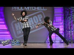 Les Twins - World Hip Hop Dance 2013 Las Vegas