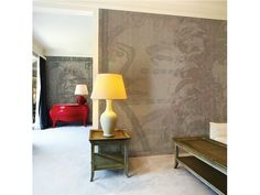 Nonwoven wallpaper C1.08 by Yoyo