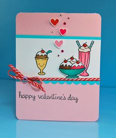 Here's the Scoop, Happy Everything _ the Lawn Fawn blog: Valentine's Week! Day 5