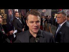 The Great Wall Premiere -  Matt Damon, Willem Dafoe, Pedro Pascal