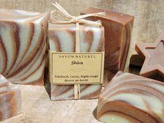 Savon Shiva (100g) - Patchouli, cacao