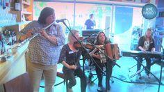 Cherish The Ladies live at the Fleadh Cheoil in Sligo.