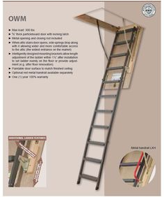 dolle rome space saving modular kit stairs attic stair attic stairs u0026cetera pinterest attic stairs and attic