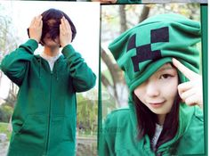 Creeper  Minecraft  Costume  USD 62