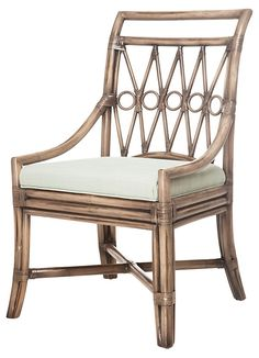 One Kings Lane - Architectural Details - Drake Side Chair