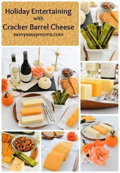 Holiday Entertaining #cheese