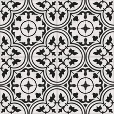 Leon Iv Available At World Mosaic Tile In Vancouver Black And White