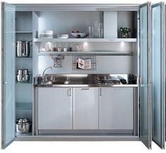 Small Kitchen Ideas For A Studio Apartment