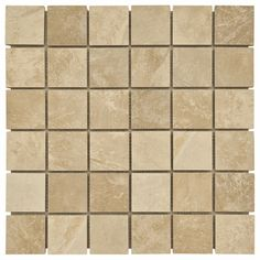 Vatican Gallery Botticelli Mosaic Porcelain Tile 2x2 for shower floor from flooranddecoroutlets.com