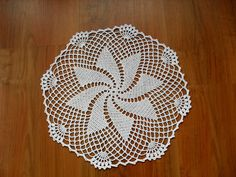 Ravelry: Project Gallery for Pinwheel Treat pattern by Della Bieber