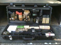 DIY Pelican Case Velcro Organizer - ITS Tactical