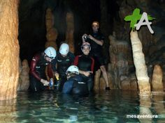 Amazing caves in Mallorca Island. #caves #caving #espeleologia #speleo #holidays #Mediterranean #sea #beauty #nature #adventure #cliffs #charm #vacaciones #mediterraneo #mediterraneamente #mar #belleza #naturaleza #aventura #acantilados #encanto #mallorca www.mesaventura.com