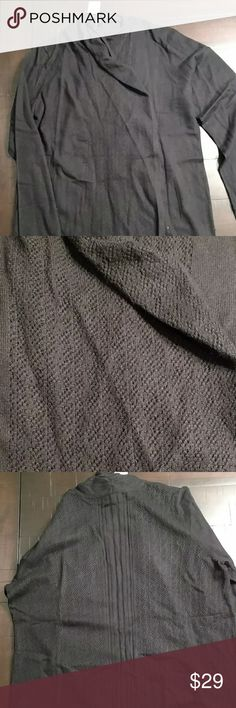 **LAST CALL** NWT Maurices Cardigan New with tags! Long sleeve with open stitch detail on front and back. Maurices Sweaters Cardigans