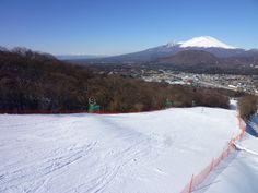 Inverno, Karuizawa
