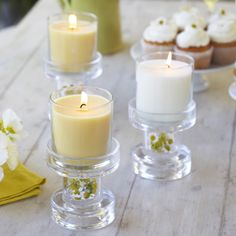 Adult #teaparty full of candle, cakes and all things beautiful! #partylite #candles #decoration #summer #kesä #sommar