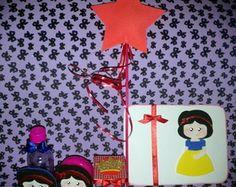 Kit Festa Princesas Disney em eva