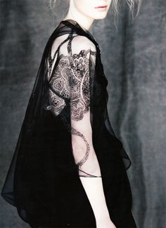Giorgio Armani beaded silk top
