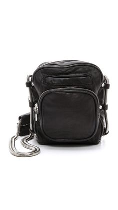 Alexander Wang Brenda Camera Bag - Black