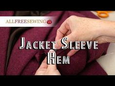 Sewing Lesson: How to Alter Clothes + Giveaway - Seams And Scissors
