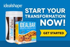 Ideal Shakes | Meal Replacement Weight Loss Shakes Shakes that control hunger for 3 hours!