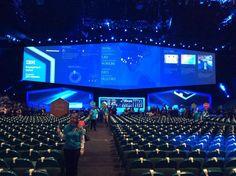 MGM Grand Arena @ IBM InterConnect 2015