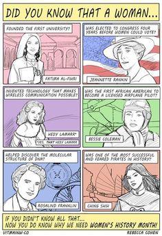 histoire des grandes femmes
