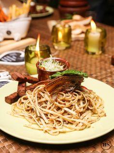 Spicy Tuyo Pasta, Tsokolateria